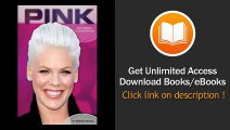 Pink Pop Singer And Songwriter  EBOOK (PDF) REVIEW