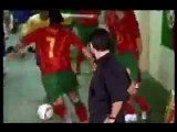 Nike Advert - Portugal vs Brazil, Ole!