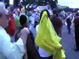 Mr Jones 9.12 stalks and badgers 3 black people selling flags