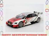 Revell 07177 - Audi A4 DTM 2009Tom Kristensen im Ma?stab