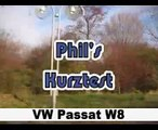 VW Passat W8 6 Gang - Sound