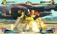 Batalla de Ultra Street Fighter IV: Ken vs Zangief