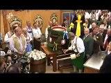O'Zapft is! Wiesn Eroffnung Oktoberfest 2007
