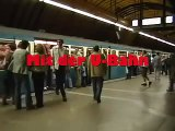 U-Bahn zur Wiesn/Subway to the Oktoberfest