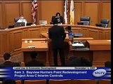 Christopher Muhammad defending Bayview community