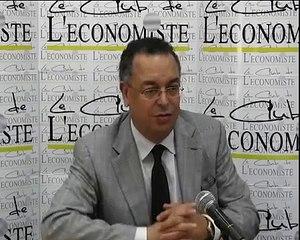 Lahcen Haddad au Club de L'Economiste