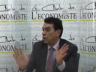 Mohamed LOUAFA au Club de L'Economiste