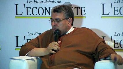 Le Ftour débat de L'Economiste - Mustapha Ramid