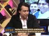 Dudo, el juego de la verdad. Paula Molina y Marco Enríquez-Ominami - CANAL 13C CHILE 2012