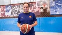FCB Basket: Alfred Julbe, nou entrenador del FC Barcelona Lassa B