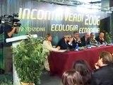 Incontri Verdi 2006 al Sana. Sergio Rossi