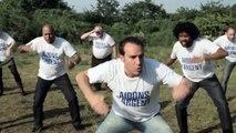 [Flashmob] Le HAKA contre les PARADIS FISCAUX ! - CCFD-Terre Solidaire