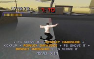 Gameplay Tony Hawk's Pro Skater 3, Los Angeles, ePSXe