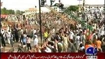Imran Khan Vs Qadri Punjabi Totay _ Funny Clips _ Funny Tezabi Totay