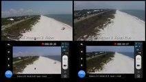 DJI Phantom 2 Vision vs. DJI Phantom 2 Vision+ (Plus) Side-by-Side Comparison, WiFi Range/Stability