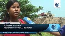 Vecinos en Puerto La Cruz se quejan de la ampliación de refinería petrolera