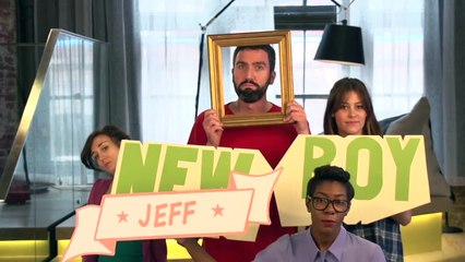 New Boy Jeff