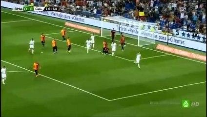 Real Madrid (Esp) 1-0 Galatasaray (Tur) 18.08.2015. Nacho 17m.