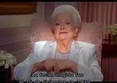 """Olivia de Havilland recuerda el estreno de """"Lo que el viento se levó"""" (Gone with the wind)"""