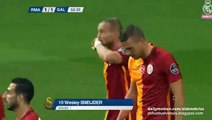 Wesley Sneijder 1:1 | Real Madrid v. Galatasaray - Trofeo Bernabeu 18.08.2015 HD