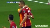 1-1 Wesley Sneijder Amazing Goal HD- Real Madrid v. Galatasaray - Trofeo Bernabeu 18.08.2015