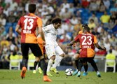 Le superbe but de Marcelo lors de Real Madrid - Galatasaray