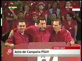 Chávez: Acto de Campaña del PSUV Zulia Rosales Desgraciado 5