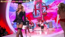 Fall Out Boy ft Taylor Swift My Songs Know What U Did In The Dark VSFS 2013 Lyrics HD 1080p