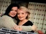 DONALD TRUMP INSULTING ROSIE O'DONNELL ON LARRY KING.
