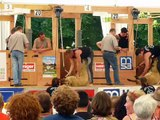 Championnat tonte de moutons Le Dorat