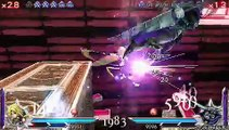 Final Fantasy Dissidia 012 Duodecim: Zidane VS Garland