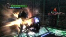 Devil May Cry 4 Special Edition Mission 9 LDK Mode SSS No Damage No Item - Nero - (Part 2)