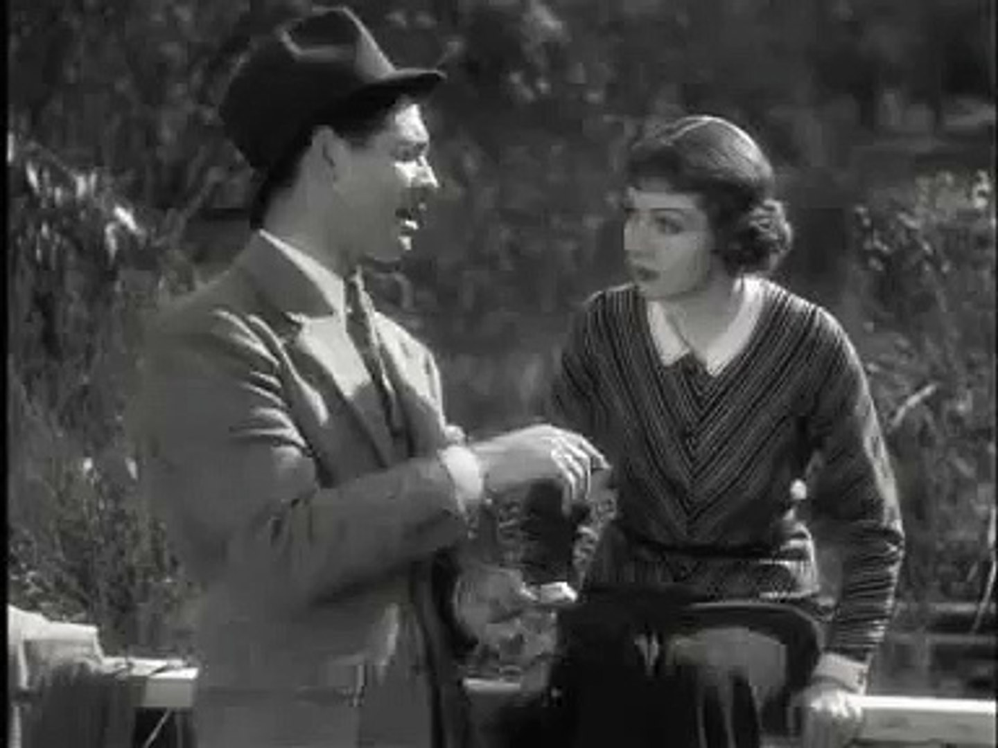 It happened one night scene -  Lessons in Hitchhiking -TR ALTYAZI