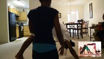 THE ULTIMATE COUPLES CHALLENGE! Yoga Challenge, Arm Wrestling, etc