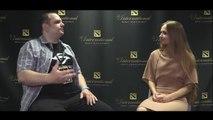 Interview with Kemal Sadikoglu - Director of Team Secret @ The International 5 (RU SUBS)