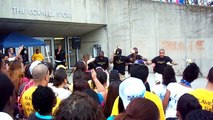 Alpha Chapter  Alpha Phi Alpha Reggae Stroll (Slope Day 2009)