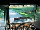 Driving Kenworth T800, Rothsay MN