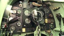 Aviões relembram batalha da II Guerra Mundial