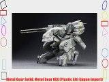 Metal Gear Solid: Metal Gear REX (Plastic kit) (japan import)