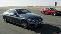2015 Mercedes-Benz C-Class Coupe - Trailer