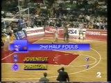 Euroliga Final Joventut-Partizan 1992 2ª parte.
