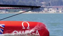 OMEGA Seamaster Diver 300M ETNZ Limited Edition