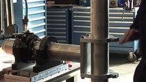 Adjusting Z pole depth & Yaw. Universal Sonar Mount (USM) video instructions