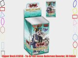 Upper Deck 61056 - Yu-Gi-Oh! Jesse Anderson Booster 30 St?ck