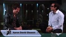 Aaron David Gleason interview on The Jimmy Lloyd Lloyd Songwriter Showcase - NBC TV - jimmylloyd.com