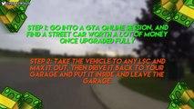 GTA 5 SOLO MONEY GLITCH 1.25/1.27 (GTA 5 GLITCHES) GTA V SOLO MONEY GLITCH