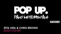 Little Mix - Secret Love Song Pt  II Karaoke Acoustic Piano
