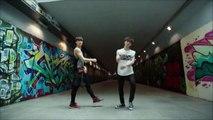아스트로 (ASTRO) Rocky & Moonbin Dance Cut - To Be Continued Ep 3