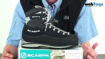 Scarpa Manta Boots - Classic winter mountaineering boots for UK and Alpine walking /climbing.