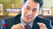 On Prank Call, Wis. Governor Discusses Strategy